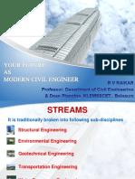 Modern civil engineering
