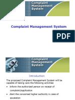 complaint_management_system.ppt