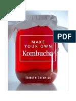 Kombucha Handout