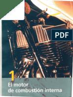 BLOQUE I - 1 Motor de Combustión Interna general