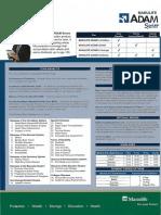 Product Brochure_Manulife Adam Series