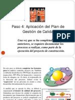 Aplicacion Plan de Gestion de Calidad 17set2013
