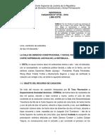 Casacion 12736 2016 Lima Este Legis.pe