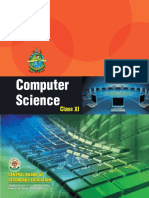 Computer Science Python Book Class XI