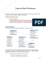 Projet Data Warehouse 2016