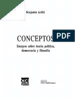 Arditi Benjamin - Conceptos.pdf