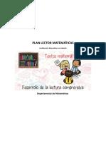 Plan Lector Matemáticas