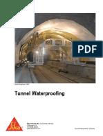 Izolacija Tunela Sa Detaljima 05-04-04