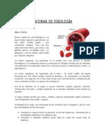 Informe Sangre