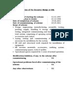Utilization of Tar Decanter Sludge at BSL