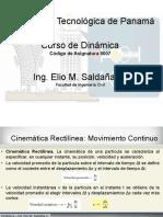 Modulo 2 Cinematica de Particulas