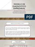Modelo de Diagnostico Empresarial