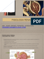 Fisiologia Renal 2015