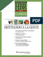 Clásicos HBRAL - Motivando a la gente.pdf