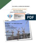 CLASIFICACION DE LAS ROCAS - CAMINOS 2.docx