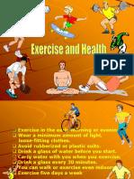 exercisesandhealth-090721130257-phpapp01