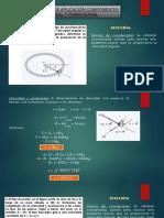Ejercicios de Aplicación-componentes Radial y Transversal