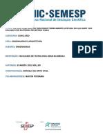 Estudo Comparativo Das Zonas Termicamente Afetada Do Aço Abnt 1045
