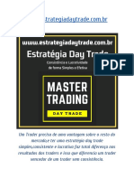 Estratégia Day Trade - Consistência e Lucratividade