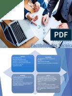 MATRIZ FODA_Proyectos y Factibilidades