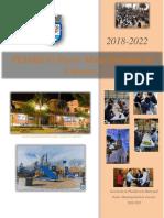 Pladeco Curepto 2018 - 2020