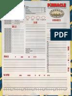 FG Character Sheet