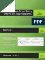 Modos de control y diseño de controladores