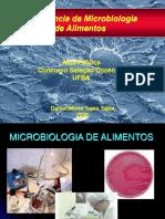 Importancia Da Microbiologia