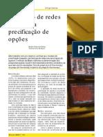 Redes Neurais E Precificacao de Opcoes
