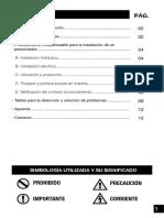 Manual Arg Press 410vf