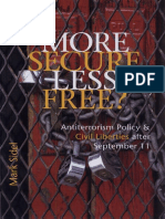 Mark Sidel - More Secure, Less Free__ Antiterrorism Policy and Civil Liberties after September 11   (2004, University of Michigan Press).pdf