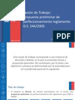 20190422 Sesión de Trabajo Propuesta Conceptual Prefeccionamiento DS 244
