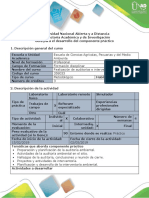 Guía Para El Desarrollo Del Componente Práctico - Paso 4. Ejecutar Una Auditoría Ambientale en Sitio (Práctica)
