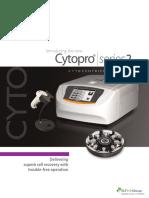 Cytocentrifigation