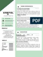 Kierra Sinkfield Resume
