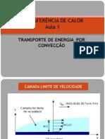 Capitulo 1 - INTRODUCAO A TRANSFERENCIA DE CALOR