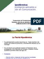 4. TEORIA HIPODERMICA