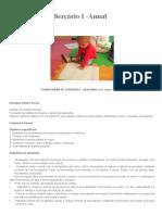 Sugestão De Atividade Escolar_ Planejamento Berçário I -Anual
