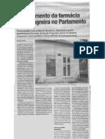 20101031 DC Fecho Farmacia Almagreira