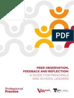 Peer Observation (AU)