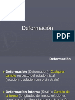 04 Strain Deformación
