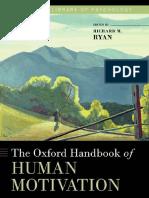 (Oxford Library of Psychology) Richard M. Ryan-The Oxford Handbook of Human Motivation-Oxford University Press (2012).pdf