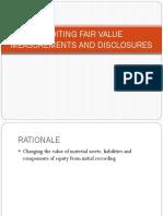 Fair Value Audit