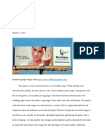 rhetoric essay ad paragraphs