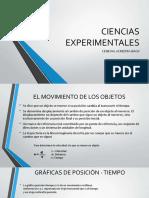 CIENCIAS EXPERIMENTALES