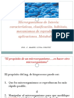 Microrganismos de Interés (3)