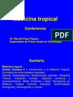 1- Medicina tropical. Introduccion.ppt