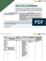 Pauta de Reflexion Final EAS2401