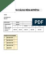 CONCEITO DE NOTA E CÁLCULO MÉDIA ARITMÉTICA.docx