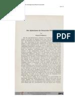 Franz H. Mauthner - Der Aphorismus Als Literarische Gattung